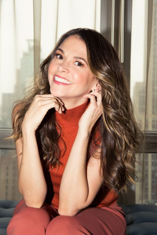 SUTTON FOSTER for Coveteur, 2018