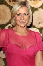 SUZANNE SHAW at Horan & Rose Gala Dinner in Hertfordshire 06/23/2018