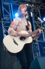 SUZANNE VEGA Performs at 2018 Isle of Wight Festival 06/24/2018