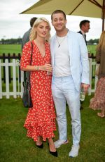 SYDNEY LIMA at Cartier Queens Cup Polo in Windsor 06/17/2018