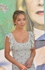 SYDNEY SWEENEY at Sharp Objects Series Premiere in Los Angeles 06/26/2018