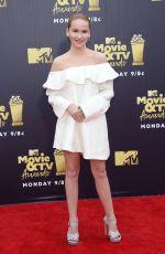 TALITHA BATEMAN at 2018 MTV Movie and TV Awards in Santa Monica 06/16/2018