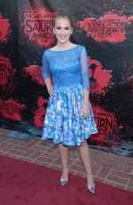 TALITHA BATEMAN at 2018 Saturn Awards in Burbank 06/27/2018