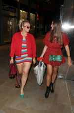 TALLIA STORM Leaves Madison Roof Top Bar Summer Party 06/26/2018