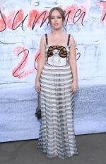 TANYA BURR at Serpentine Gallery Summer Party in London 06/19/2018