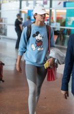 TAYLOR HILL at Charles De Gaulle Airport in Paris 06/29/2018