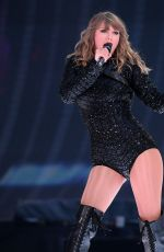 TAYLOR SWIFT Performs at Her Reputation Tour at Wembley Stadium in London 06/22/2018