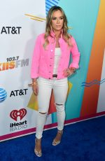 TEDDI JO MELLENCAMP at Iheartradio Wango Tango by AT&T in Los Angeles 06/02/2018