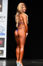 TERESA GUIDICE at NPC South Jersey Bodybuilding Championships 06/09/2018
