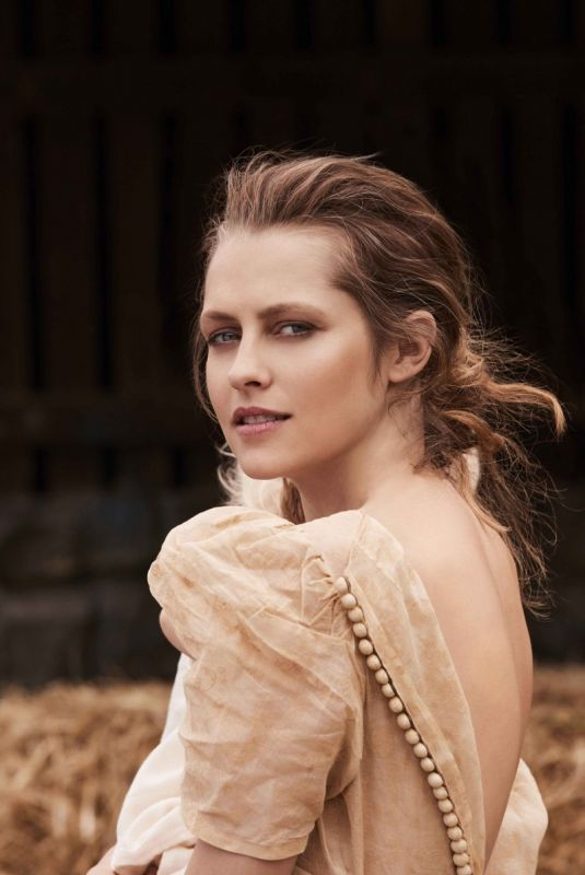 TERESA PALMER - Captain and the Gipsy Kid Photoshoot, 2018