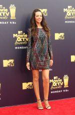 TERRI SEYMOUR at 2018 MTV Movie and TV Awards in Santa Monica 06/16/2018