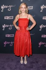 TESSA ALBERTSON at Younger Premiere in New York 06/04/2018