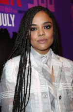 TESSA THOMPSON at Sorry to Bother You Premiere at Bamcinemafest in New York 06/20/2018