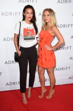 TIFFANY and LUCY WATSON at Adrift Special Screening in London 06/24/2018