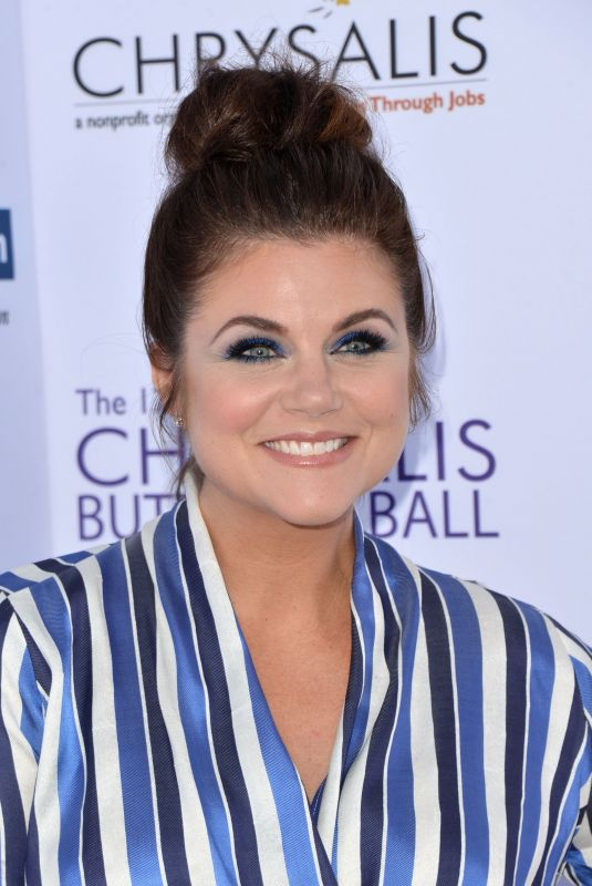 TIFFANY THIESSEN at 2018 Chrysalis Butterfly Ball in Los Angeles 06/02/2018