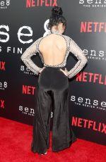 TINA DESAI at Sense8 Season 2 Finale Screening i Los Angeles 06/07/2018