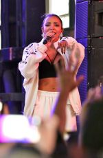 TINASHE Performs at NXNE 2018 Festival in Toronto 06/16/2018