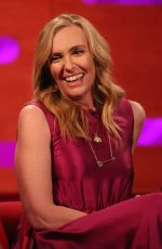 TONI COLLETTE at Graham Norton Show in London 05/31/2018