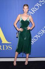 TONI GARRN at CFDA Fashion Awards in New York 06/05/2018