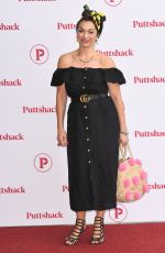 TONIA BUXTON at Puttshack Launch Party in London 06/20/2018