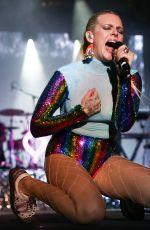 TOVE LO Performs at Pride Island Saturday in New York 06/23/2018