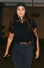 TULISA CONTOSTAVLOS Leaves a Recording Studio in West Hollywood 06/04/2018