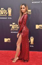 VANESSA MORGAN at 2018 MTV Movie and TV Awards in Santa Monica 06/16/2018