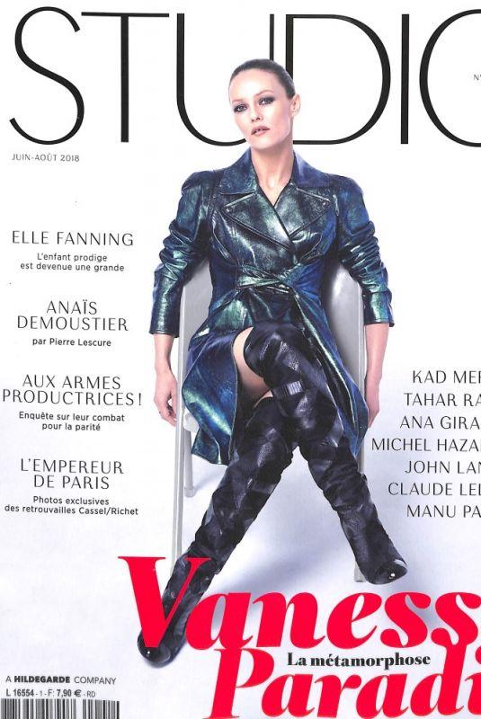 VANESSA PARADIS for Studio Magazine, 2018