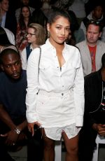 VANESSA WHITE at What We Wear Catwalk Show in London 06/11/2018