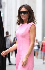 VICTORIA BECKHAM Out and About in New York 06/19/2018