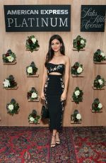 VICTORIA JUSTICE at Shop Saks with Platinum Benefit Launch in New York 06/26/2018
