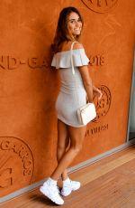 VICTORIA VERGARA at 2018 French Open at Roland Garros 06/09/2018