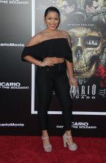 VIVIAN LAMOLLI at Sicario: Day of the Soldado Premiere in Los Angeles 06/26/2018