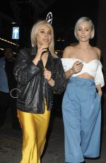 WALLIS DAY at Topshop Party in London 06/08/2018