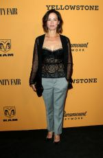 WENDY MONIZ at Yellowstone Show Premiere in Los Angeles 06/11/2018