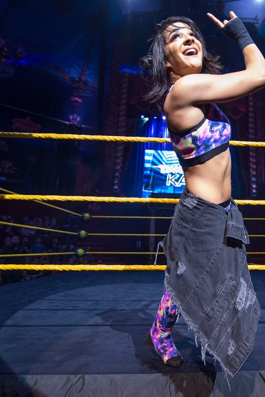 WWE NXT Live Event in Paris 06/11/2018