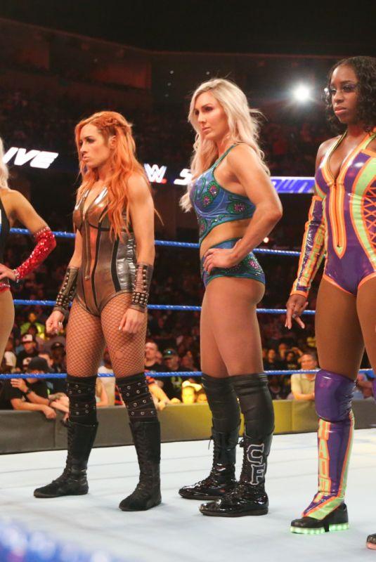 WWE - Smackdown Live Digitals 06/12/2018