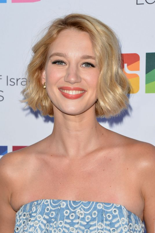 YAEL GROBGLAS at 70th Anniversary of Israel Celebration in Universal City 06/10/2018