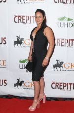 YVETTE FINTLAND at Crepitus Premiere in Hollywood 06/21/2018