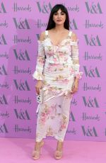 ZARA MARTIN at Victoria and Albert Museum Summer Party in London 06/20/2018
