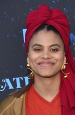 ZAZIE BEETZ at Atlanta Show FYC Event in Los Angeles 06/08/2018