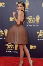 ZENDAYA COLEMAN at 2018 MTV Movie and TV Awards in Santa Monica 06/16/2018