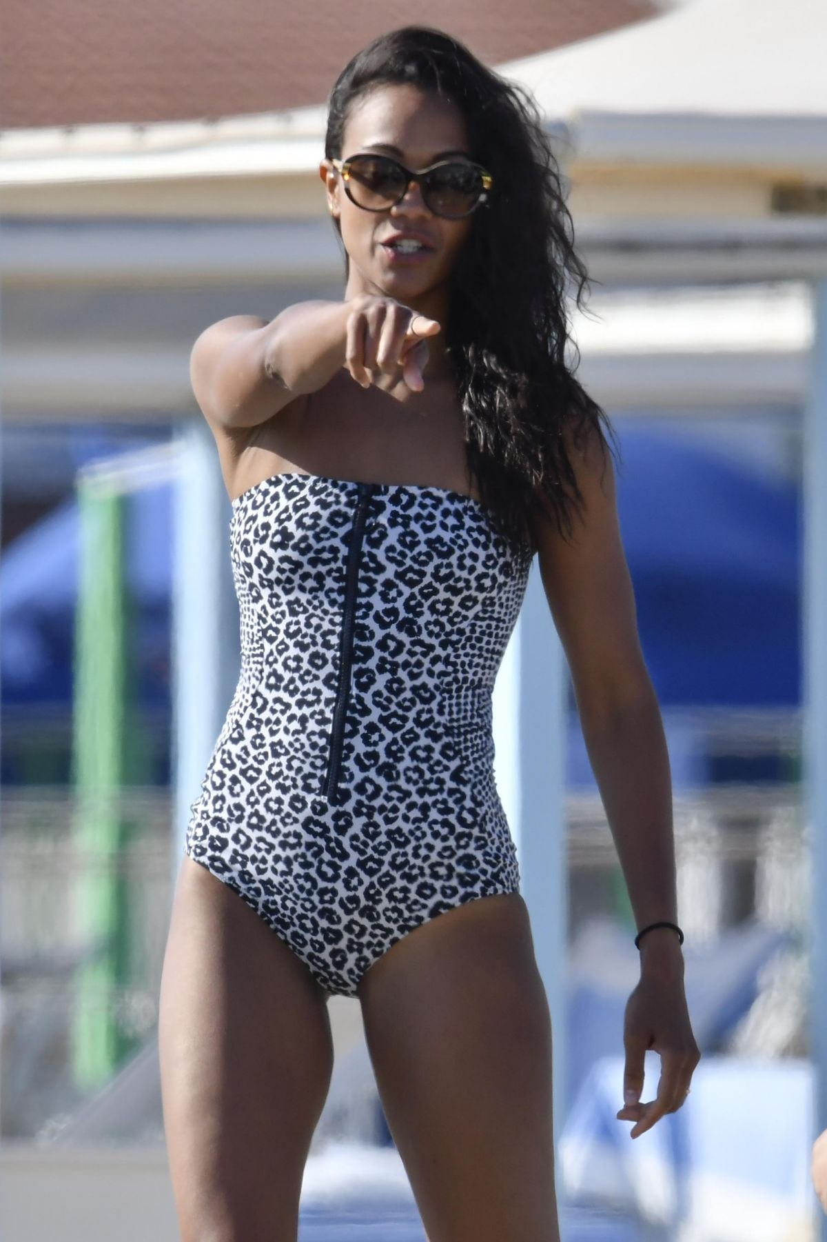 Bikini Zoe Saldana naked (19 photos), Sexy, Cleavage, Instagram, legs 2018