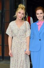 ZOEY and MADELYN DEUTCH Out in New York 06/13/2018