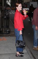ZOEY DEUTCH and Dylan Hayes Out in New York 06/18/2018
