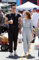 ZOEY DEUTCH at Farmer