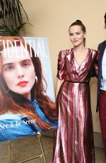 ZOEY DEUTCH at LA Confidential Celebrates Its May/June Issue in Beverly Hills 05/31/2018