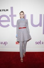 ZOEY DEUTCH at Set It Up Specials Screening in New York 06/12/2018