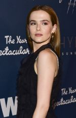 ZOEY DEUTCH at The Year of Spectacular Men Premiere in Los Angeles 06/06/2018