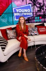 ZOEY DEUTCH at Young Hollywood Studio 06/06/2018
